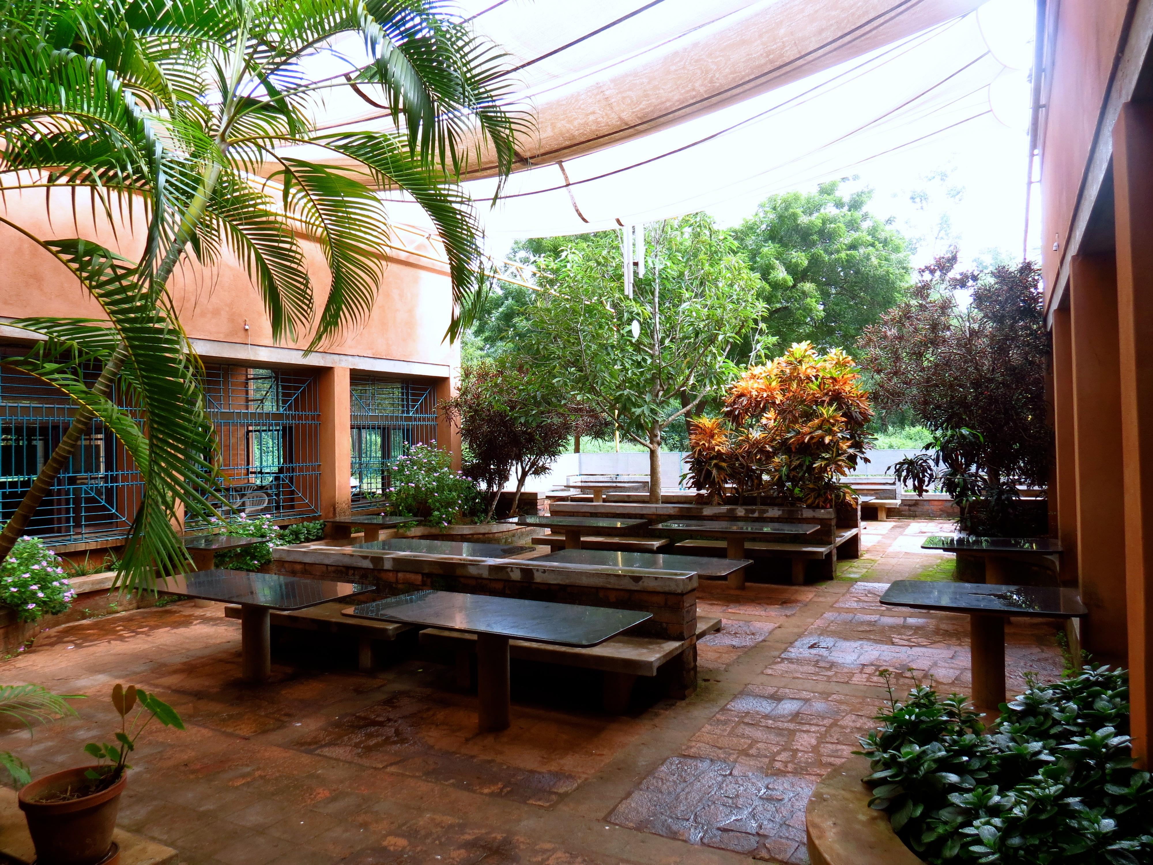 Auroville Solar Kitchen Gubbi